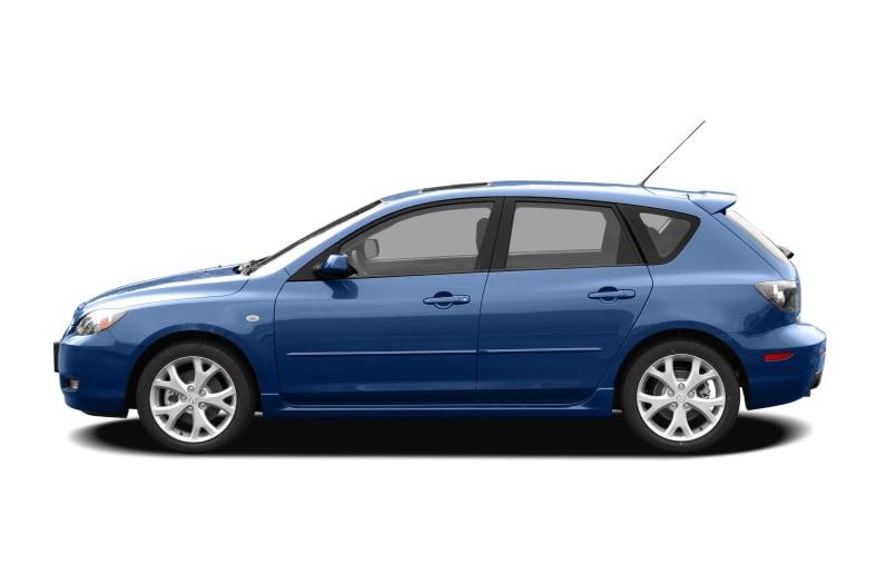 2009 Mazda Mazda3 Exterior Photo