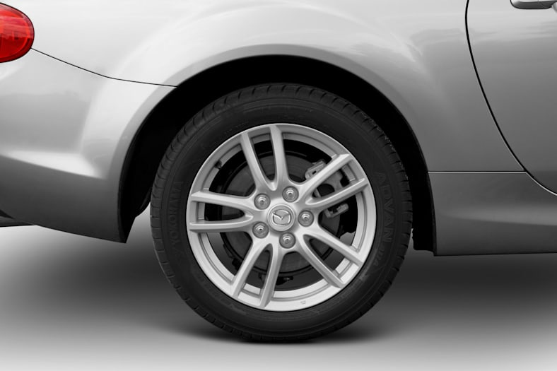 2009 Mazda MX-5 Miata Exterior Photo