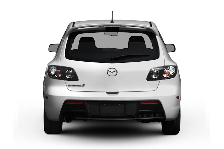 2009 Mazda MAZDASPEED3 Exterior Photo