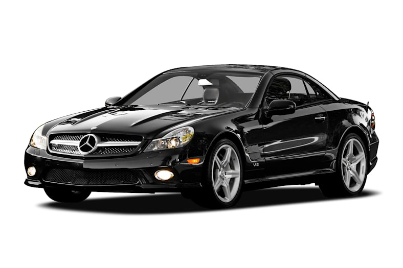 2009 Mercedes-Benz SL-Class Exterior Photo