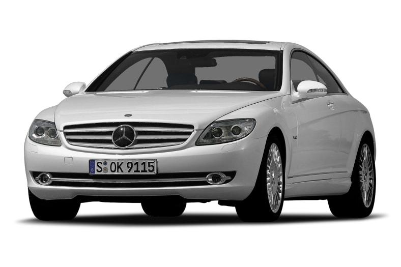 2009 Mercedes-Benz CL-Class Exterior Photo