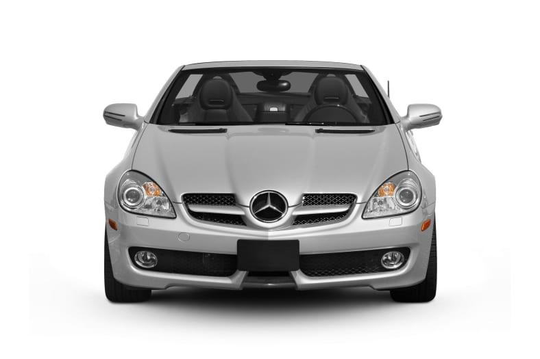 2009 Mercedes-Benz SLK-Class Exterior Photo