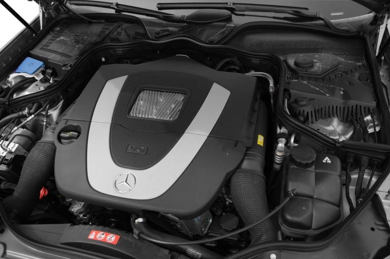 2009 Mercedes-Benz E-Class Exterior Photo