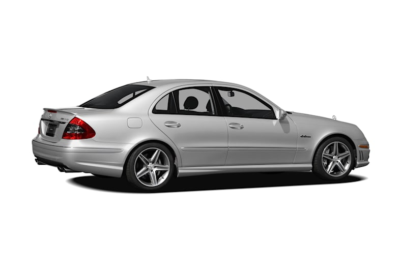 2009 Mercedes-Benz E-Class Exterior Photo