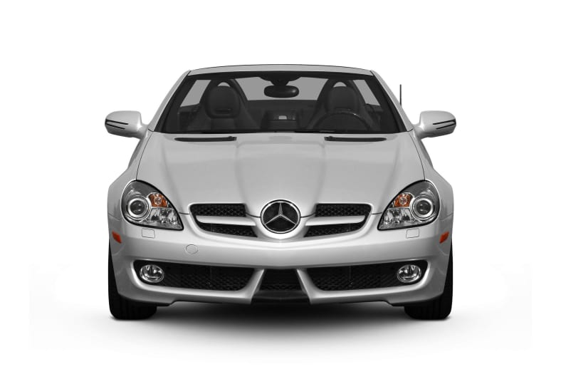 2009 Mercedes-Benz SLK-Class Exterior Photo