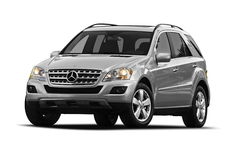 2009 Mercedes-Benz M-Class Exterior Photo