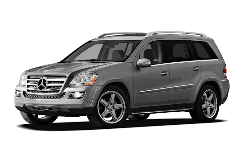 2009 Mercedes-Benz GL-Class Exterior Photo