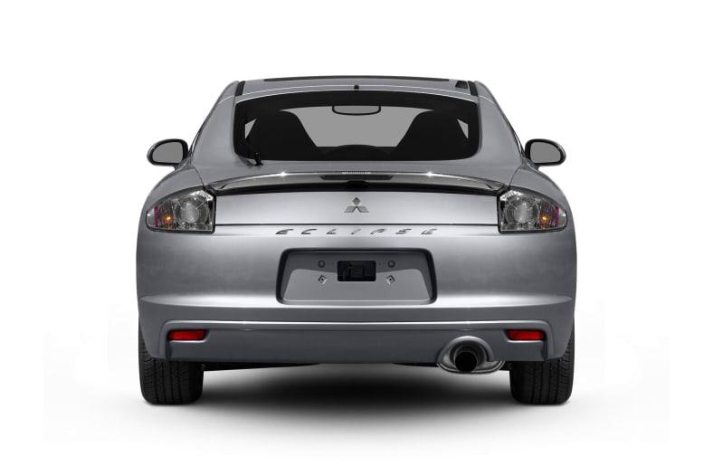 2009 Mitsubishi Eclipse Exterior Photo