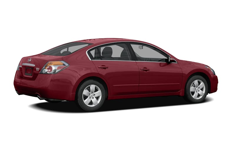 2009 Nissan Altima Exterior Photo