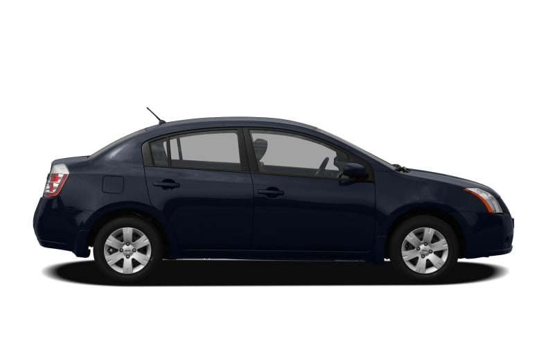 2009 Nissan Sentra Exterior Photo
