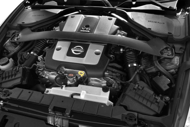 2009 Nissan 370Z Exterior Photo
