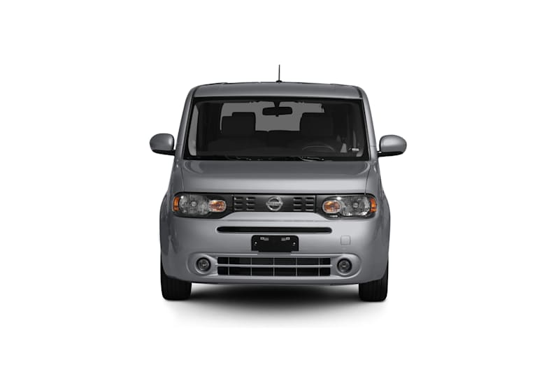2009 Nissan Cube Exterior Photo