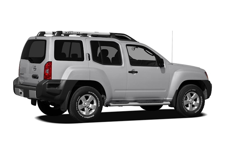 2009 Nissan Xterra Exterior Photo