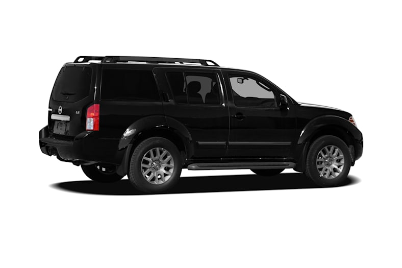 2009 Nissan Pathfinder Exterior Photo