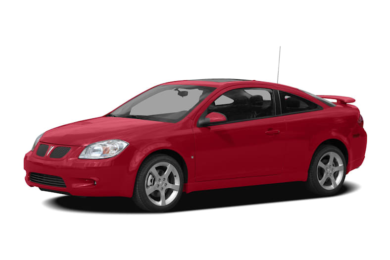 2009 Pontiac G5 Exterior Photo