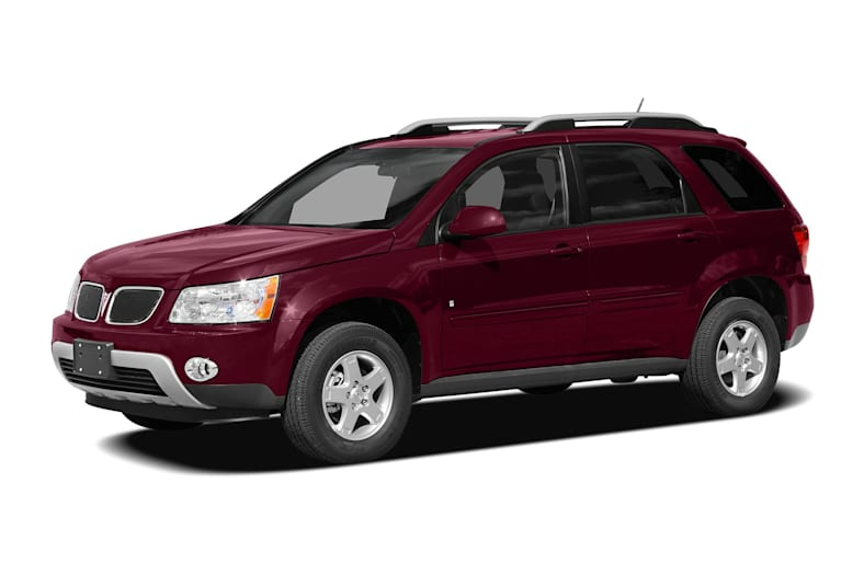 2009 Pontiac Torrent Exterior Photo