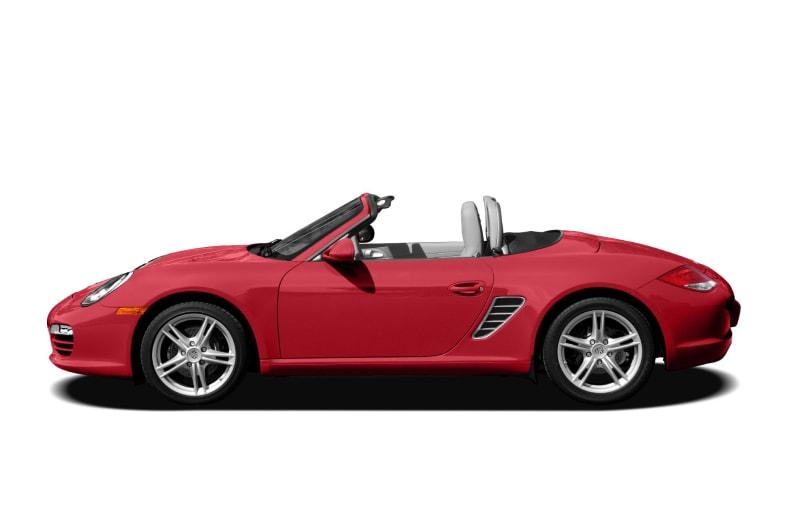 2009 Porsche Boxster Exterior Photo