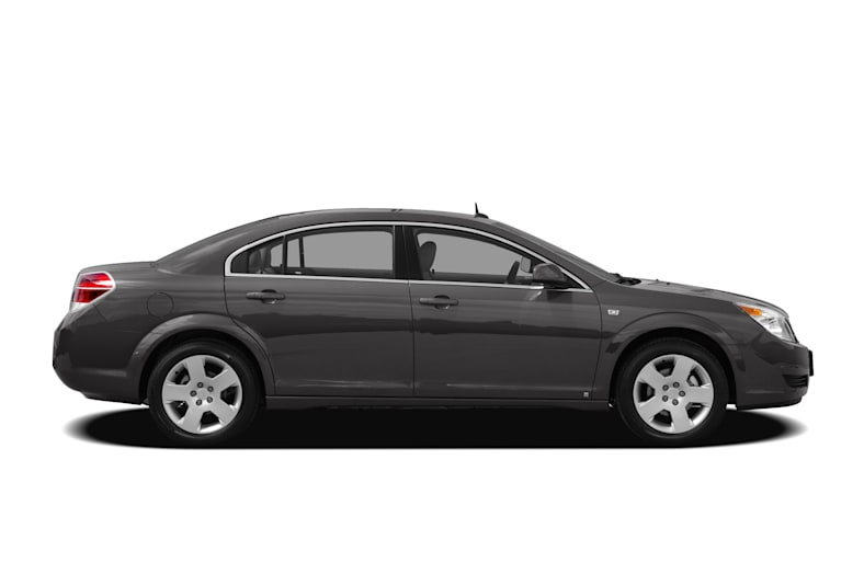 2009 Saturn Aura Exterior Photo