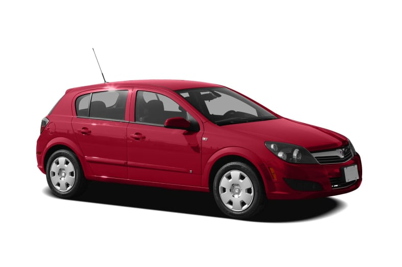 2009 Saturn Astra Exterior Photo