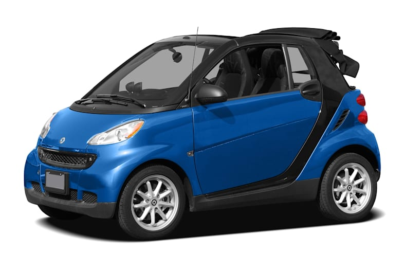 2009 fortwo