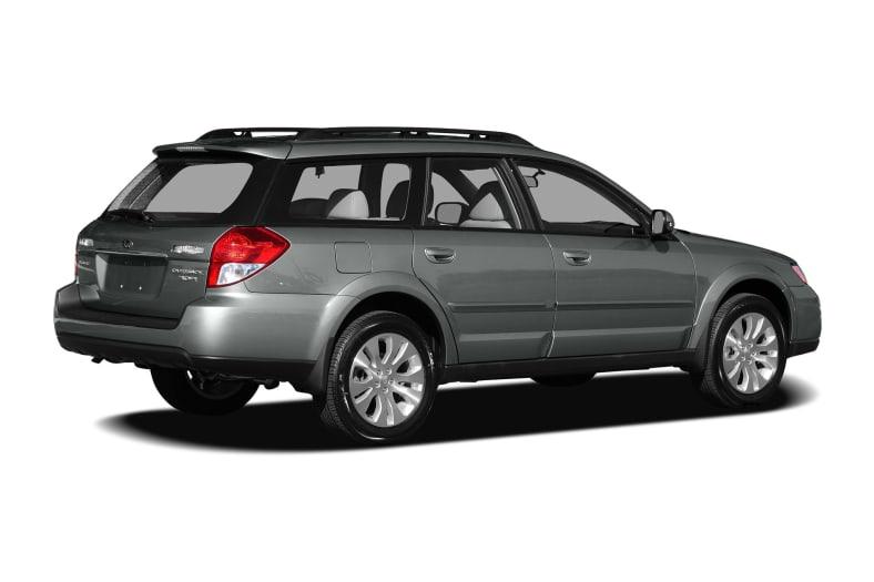 2009 Subaru Outback Exterior Photo