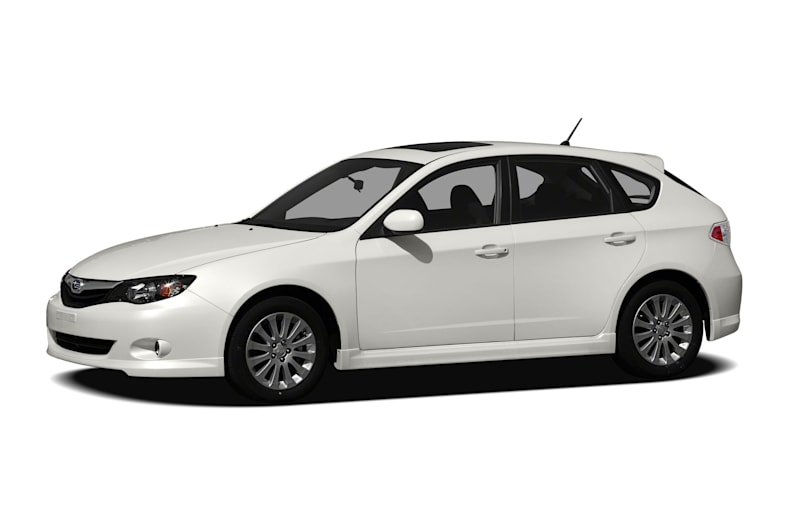 Subaru Impreza Hatchback 2009 Www Pixshark Com Images