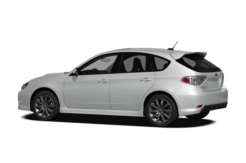 2009 Subaru Impreza Exterior Photo