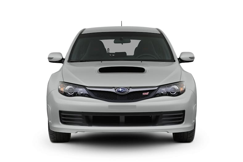 2009 Subaru Impreza WRX STi Exterior Photo