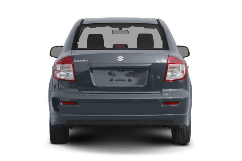 2009 Suzuki SX4 Exterior Photo