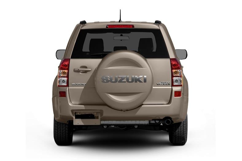 2009 Suzuki Grand Vitara Exterior Photo