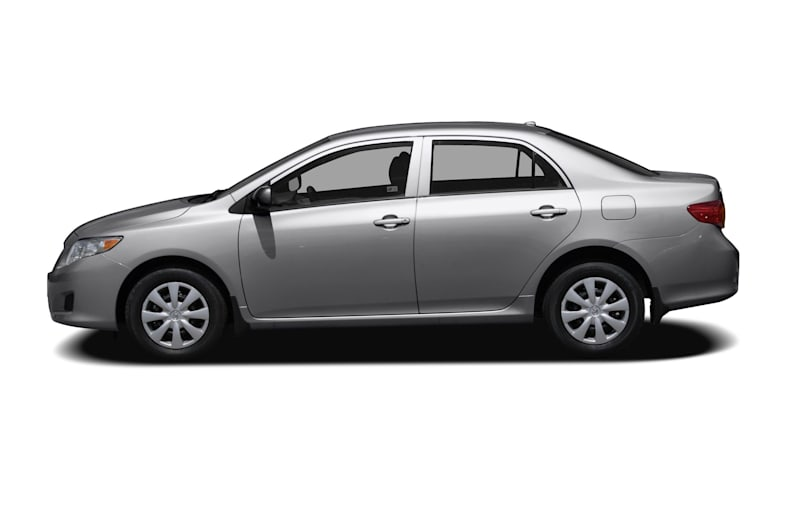 2009 Toyota Corolla Exterior Photo