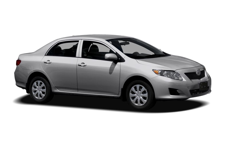 2009 toyota corolla pictures. Black Bedroom Furniture Sets. Home Design Ideas