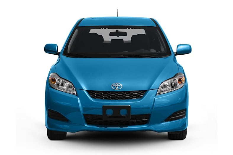 2009 Toyota Matrix Exterior Photo