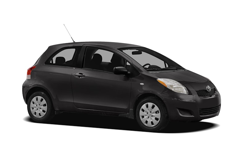 2009 Toyota Yaris Exterior Photo