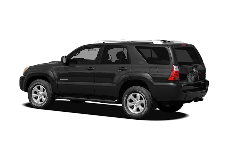 2009 Toyota 4Runner Exterior Photo
