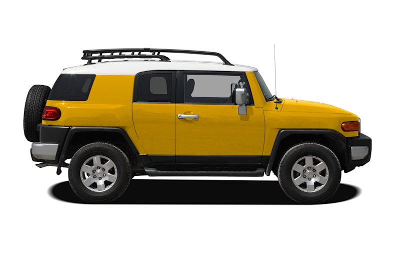 2009 Toyota FJ Cruiser Exterior Photo