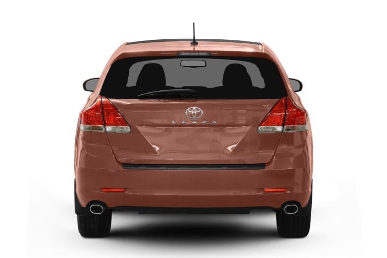 2009 Toyota Venza Exterior Photo