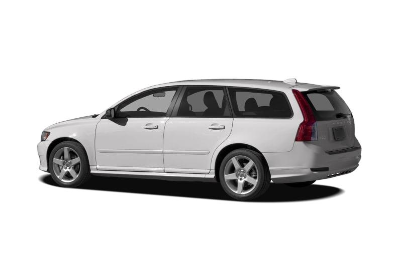 2009 Volvo V50 Exterior Photo