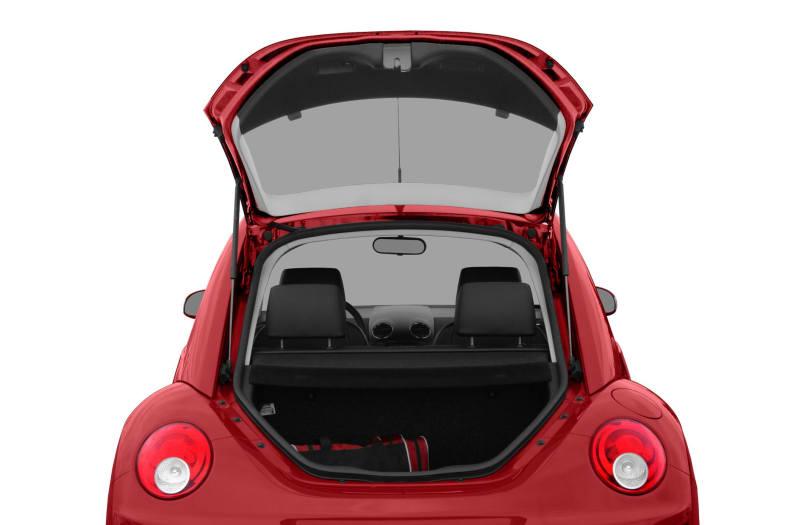 2009 Volkswagen New Beetle Exterior Photo