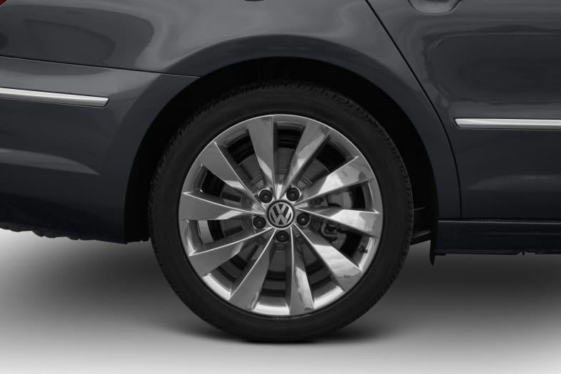 2009 Volkswagen CC Exterior Photo