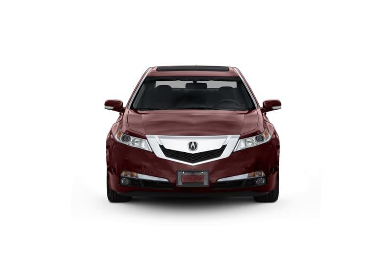 2010 Acura TL Exterior Photo