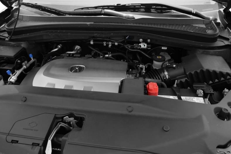 2010 Acura MDX Exterior Photo