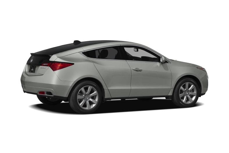 2010 Acura ZDX Exterior Photo