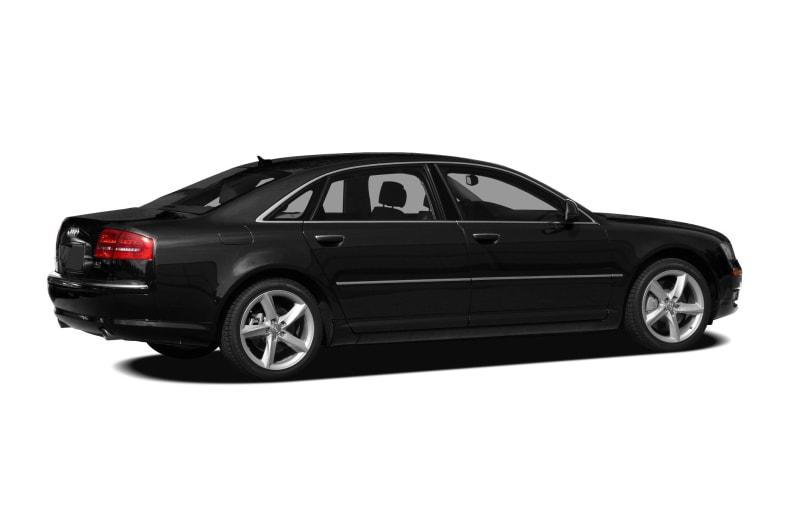2010 Audi A8 Exterior Photo