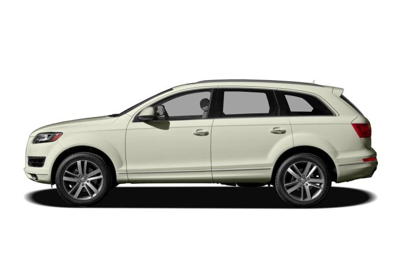 2010 Audi Q7 Exterior Photo
