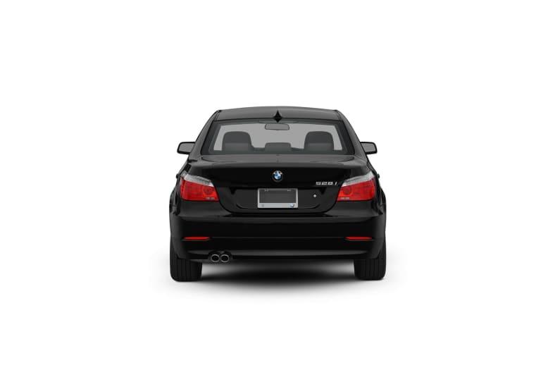 2010 BMW 528 Exterior Photo