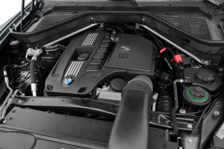 2010 BMW X6 Exterior Photo