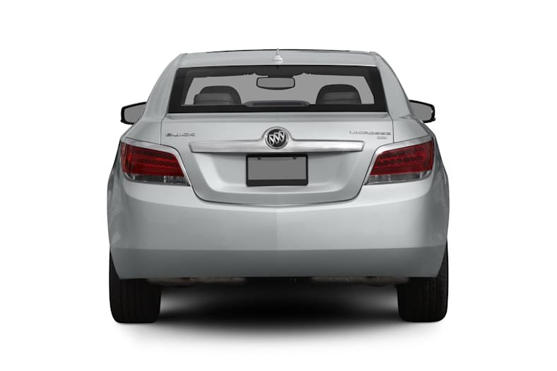 2010 Buick LaCrosse Exterior Photo