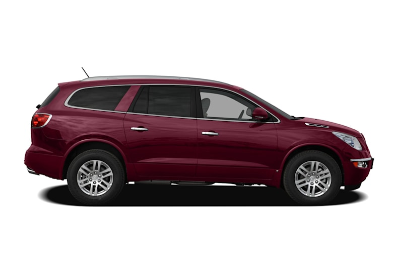 2010 Buick Enclave Exterior Photo