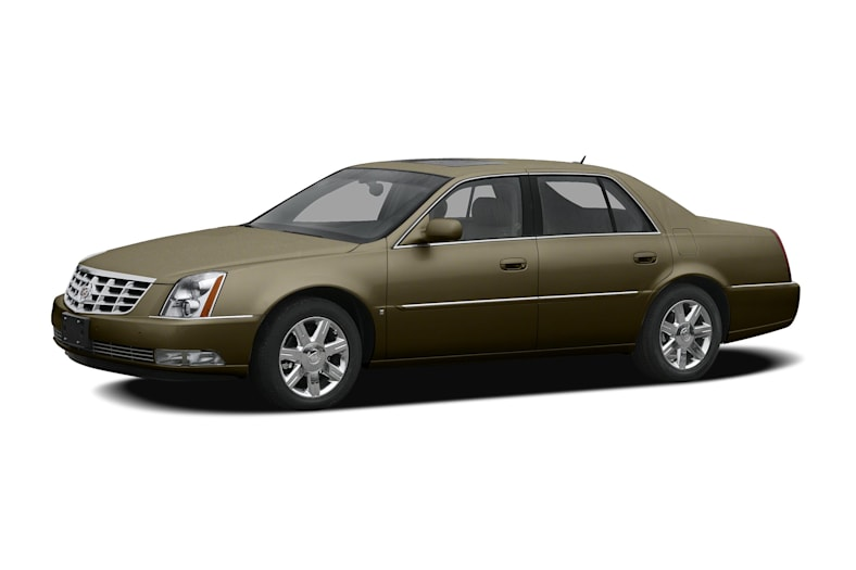 2010 Cadillac DTS Exterior Photo